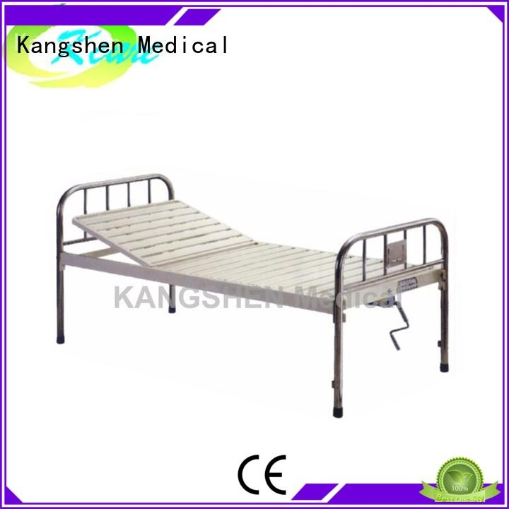 Kangshen Medical best price manual bed new arrival factory price