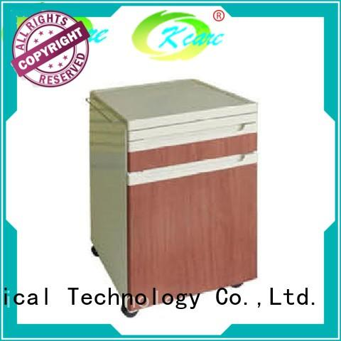 Kangshen Medical wooden bedside cabinets high-quality for infirmary