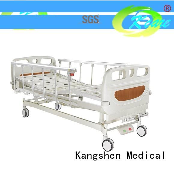 nursing home manual adjustable bed motor rotating for wholesale