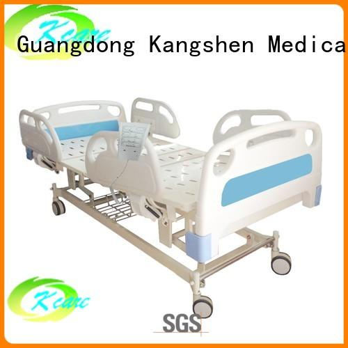 laboratory electric hospital bed economical guardrailfactory price