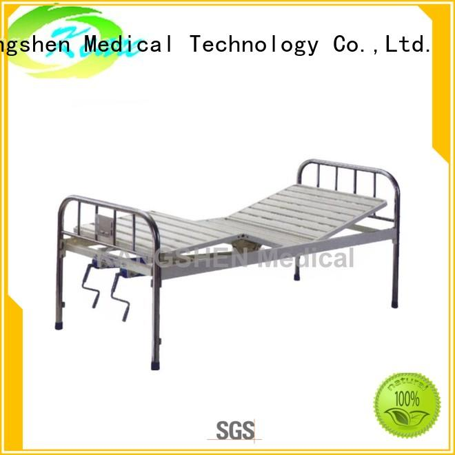 Kangshen Medical best price metal hospital bed new arrival for patient