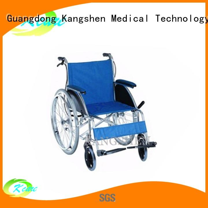 rolling walker with seat paralyzed patient for customization Kangshen Medical