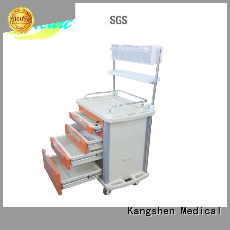 Kangshen Medical computer control medical storage carts deluxe