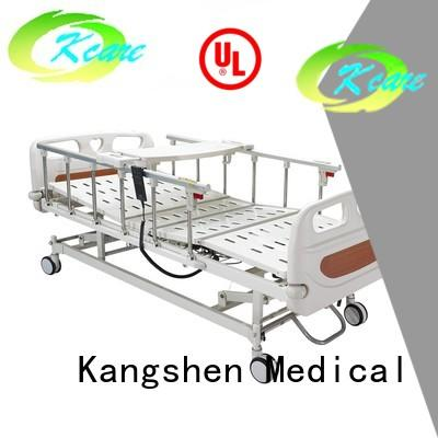 Kangshen Medical clinic adjustable electric beds for sale collapsible for wholesale