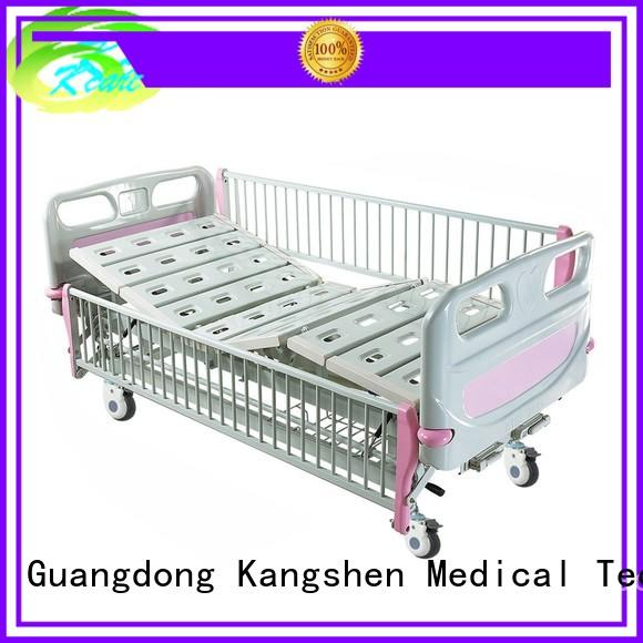 Kangshen Medical Brand bed trolley childrens hospital bed cranks supplier