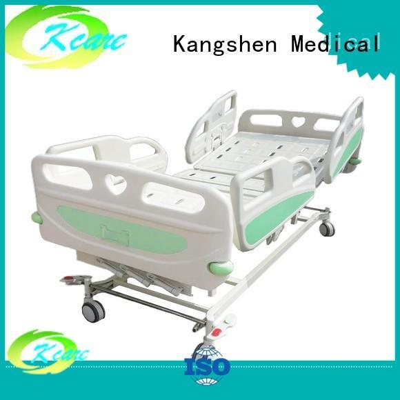 paramount manual bed stainless aluminum factory price Kangshen Medical