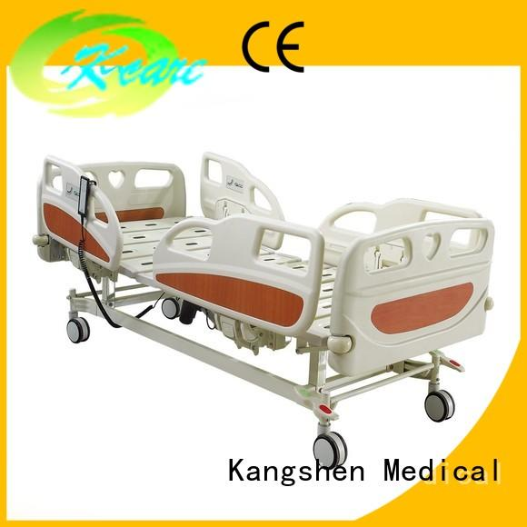 Kangshen Medical medical industry hospital adjustable beds electric collapsible free delivery