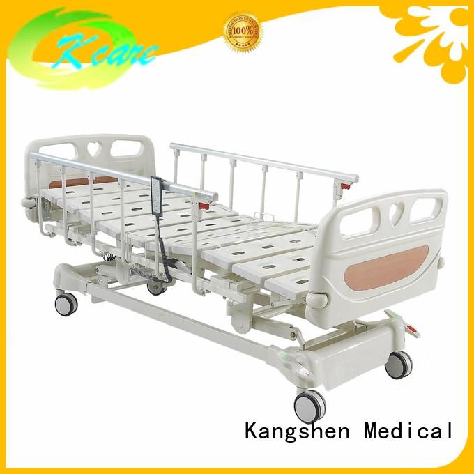 clinic electric beds for disabled five-functions stainless aluminum free delivery
