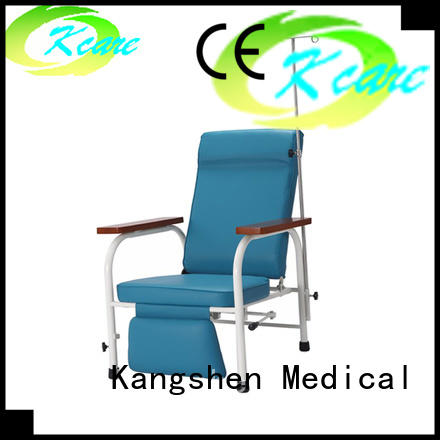 Kangshen Medical Brand chair convertible hospital bed that turns into a chair bed