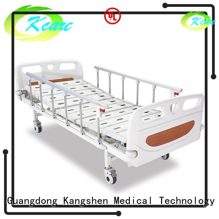 Kangshen Medical medical industry manual hospital bed motor rotating factory price