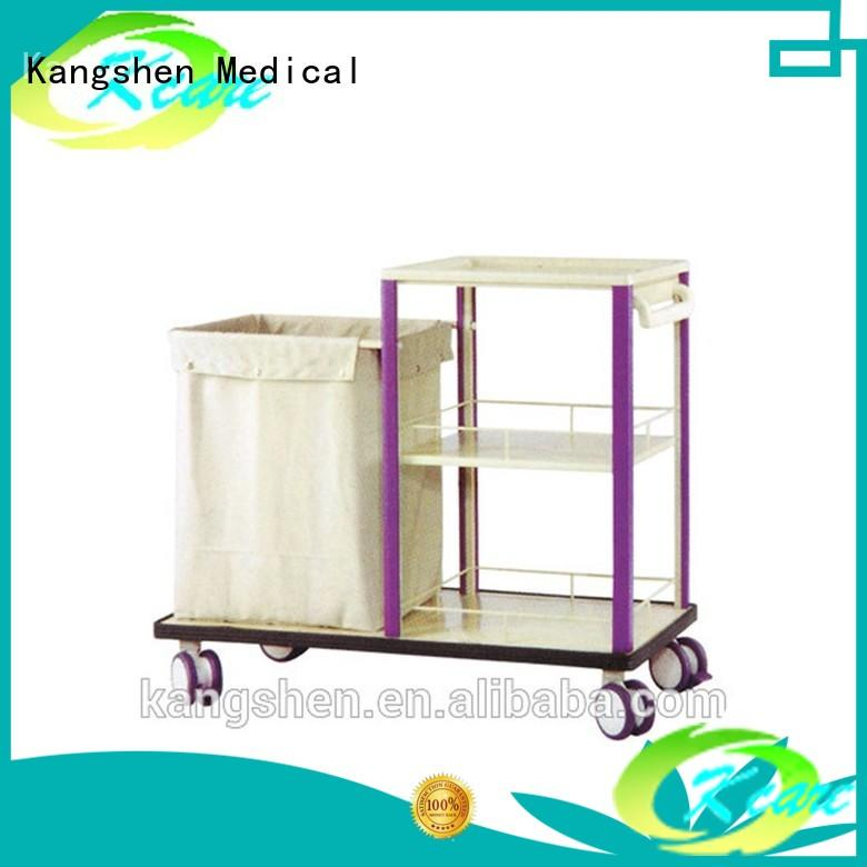 medical cart manufacturers emergency medical trolley with drawers hospital company