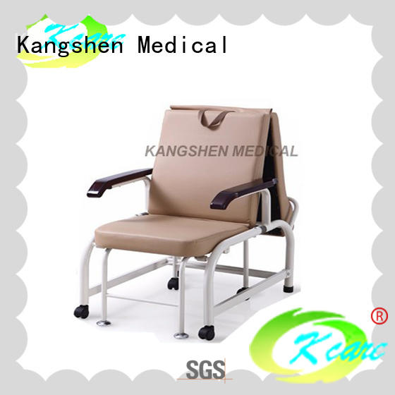 convertible convertible lounge chair bed new arrival factory price Kangshen Medical