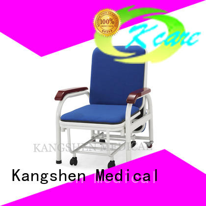 Kangshen Medical multi-functional convertible chair bed sleeper latest