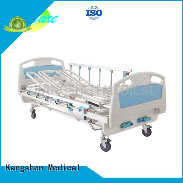 nursing home manual adjustable bed paramount stainless aluminum for wholesale