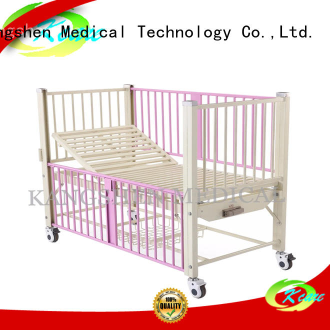 children electric baby children's hospital beds Kangshen Medical Brand company