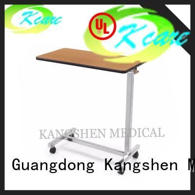 popular hospital bed tables adjustable abs plywood hospital