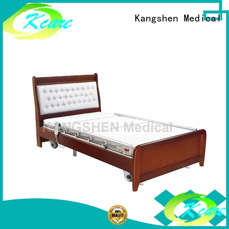Kangshen Medical luxurious electric beds for home transportation