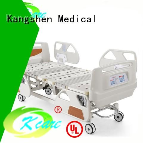 Deluxe Five Functions Electric Icu Hospital Bed With Cpr Ks 838a