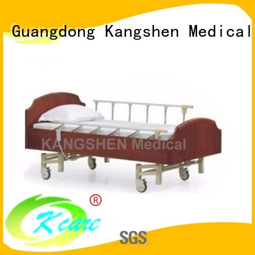 Kangshen Medical on-sale adjustable beds for home folding for emergency