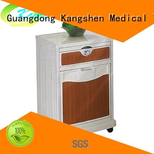 Kangshen Medical anti bedsore thin bedside table for customization