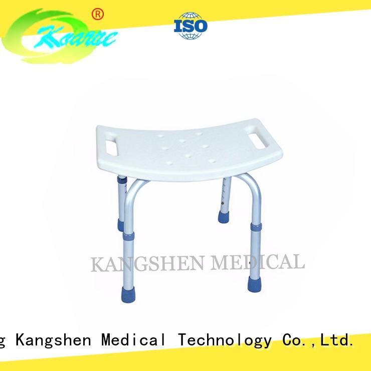 Kangshen Medical manual shower chairs for elderly for customization