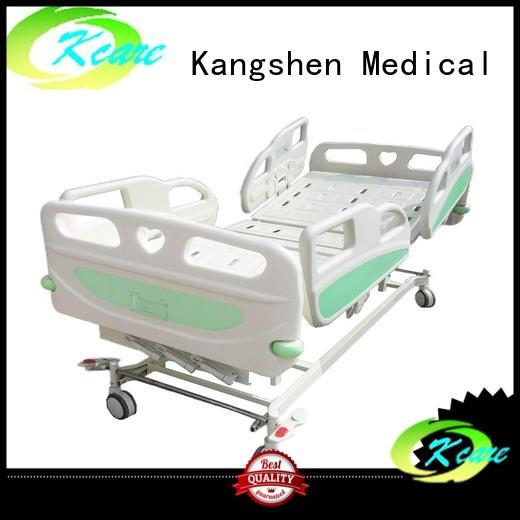 Kangshen Medical manual manual adjustable bed guardrail factory price