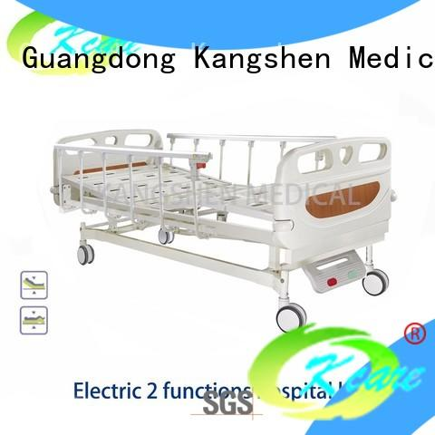 electric beds for disabled central lock free delivery Kangshen Medical