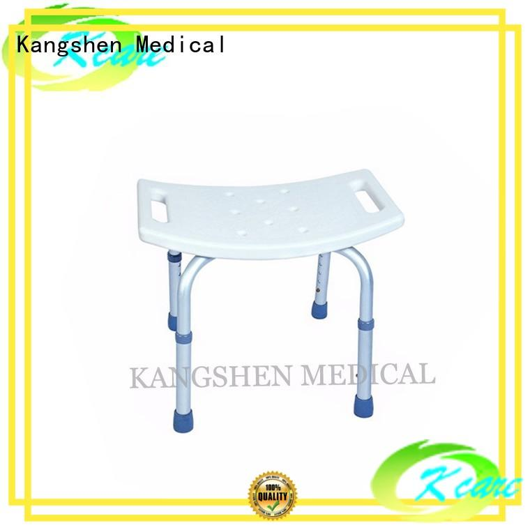 Kangshen Medical paralyzed patient shower commode chair for customization