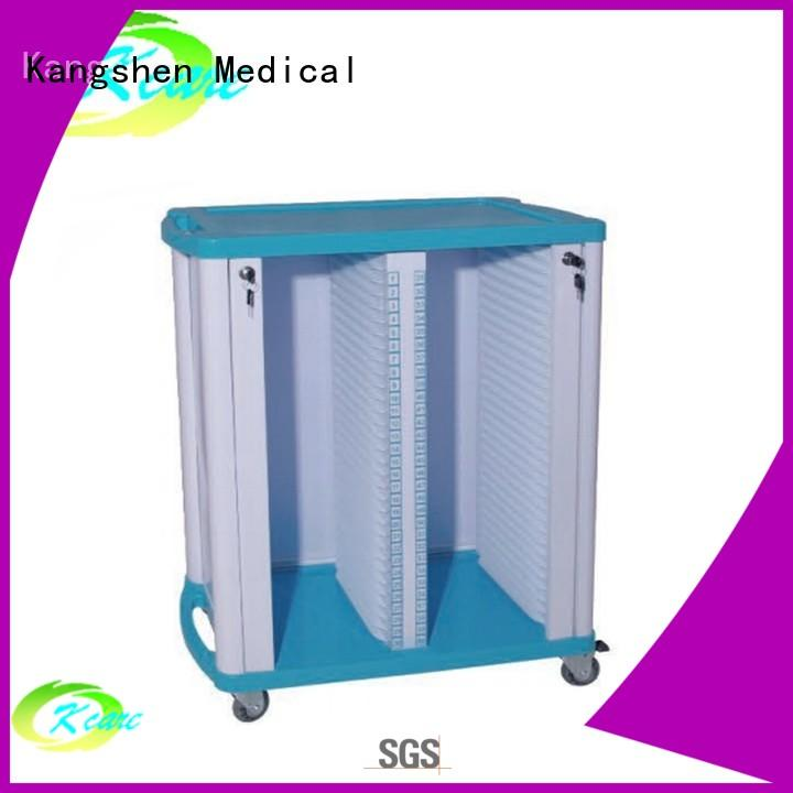 luxurious hospital trolley manufacturers commercial furniture for emergency Kangshen Medical