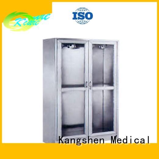 Kangshen Medical luxurious style vanity medicine cabinet transportation
