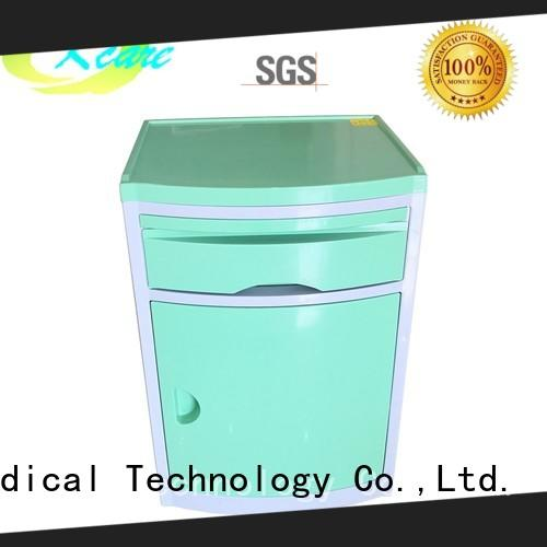 Kangshen Medical home wooden bedside cabinets inflatable for infirmary