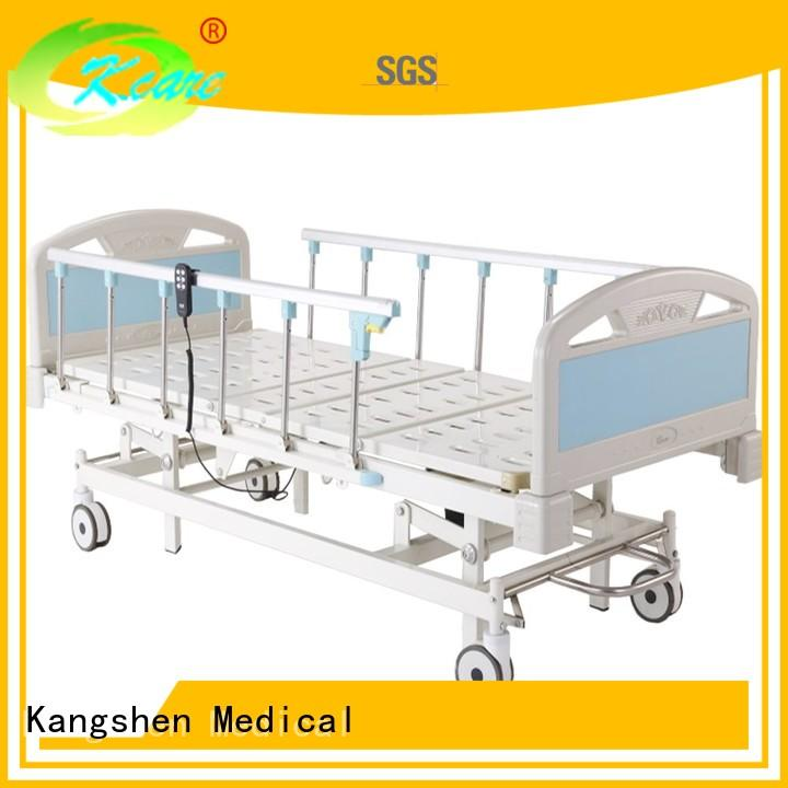 Kangshen Medical medical industry electric hospital bed stainless aluminum for wholesale