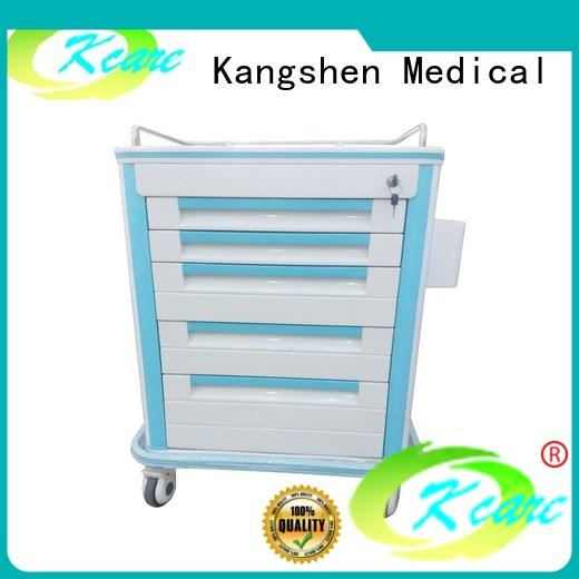Quality Kangshen Medical Brand medical cart manufacturers abs treatment
