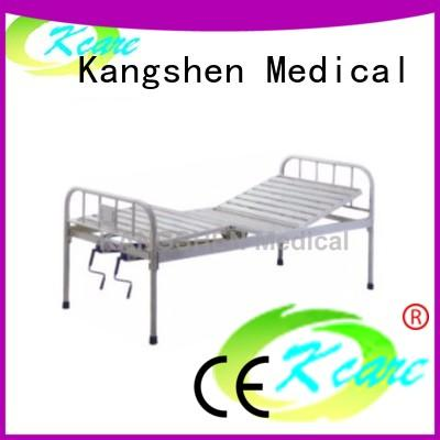 pvc manual bed two cranks custom factory price