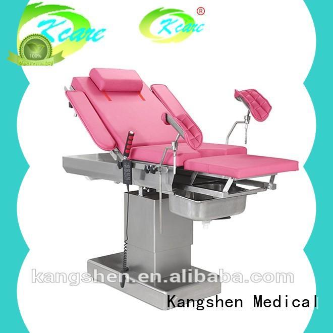 Kangshen Medical medical exam table for sale convenient