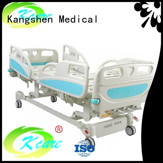 paramount manual hospital bed guardrail at discount Kangshen Medical