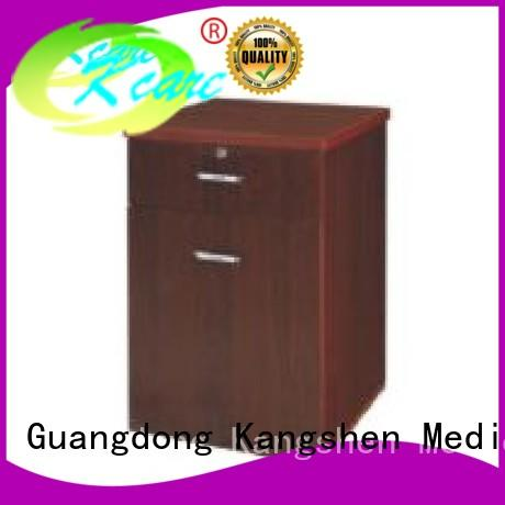 alternating pressure rolling hospital style bedside tray table inflatable for infirmary Kangshen Medical