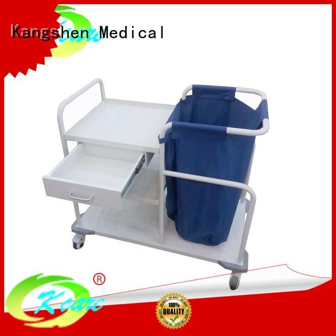 hospital emergency medical cart with drawers clothes wholesale for transport