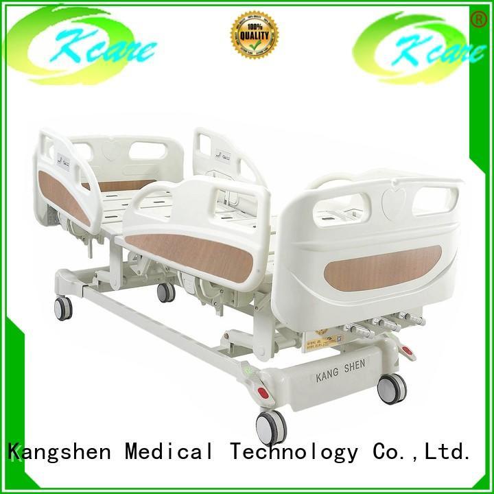 Kangshen Medical nursing home manual adjustable bed motor rotating