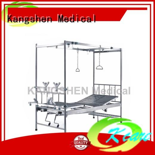 orthopedics manual bed new arrival wholesale Kangshen Medical