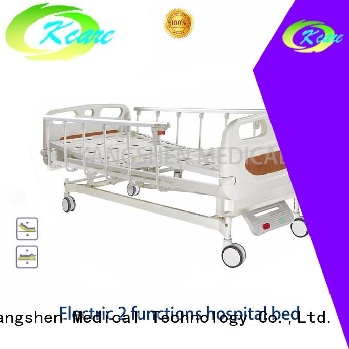 Kangshen Medical medical industry full electric hospital bed for sale collapsible