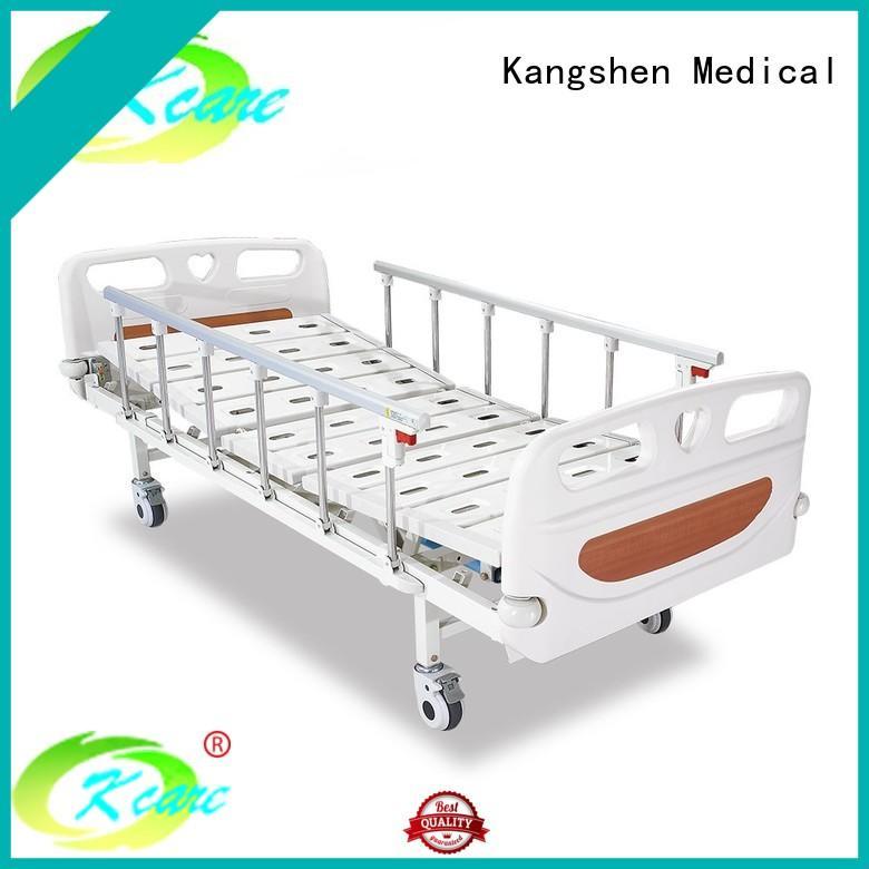 manual adjustable bed vertical for wholesale Kangshen Medical