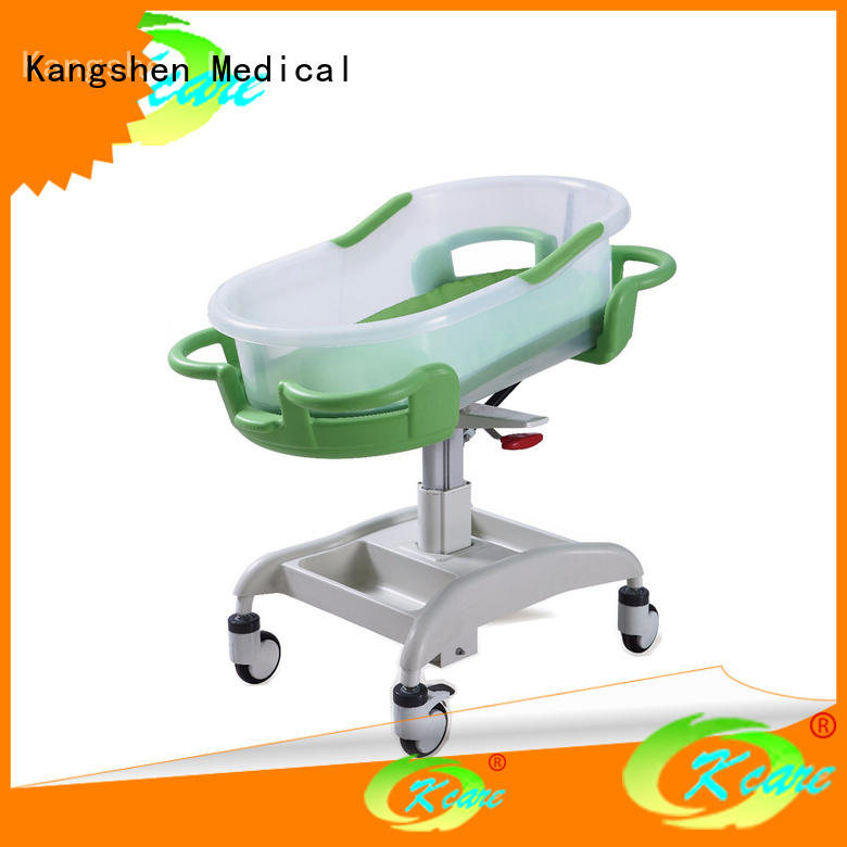 Kangshen Medical three-functions children's hospital beds top quality hospital